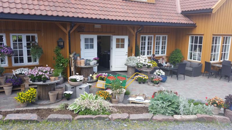 hesnes gartneri og kjøkken
